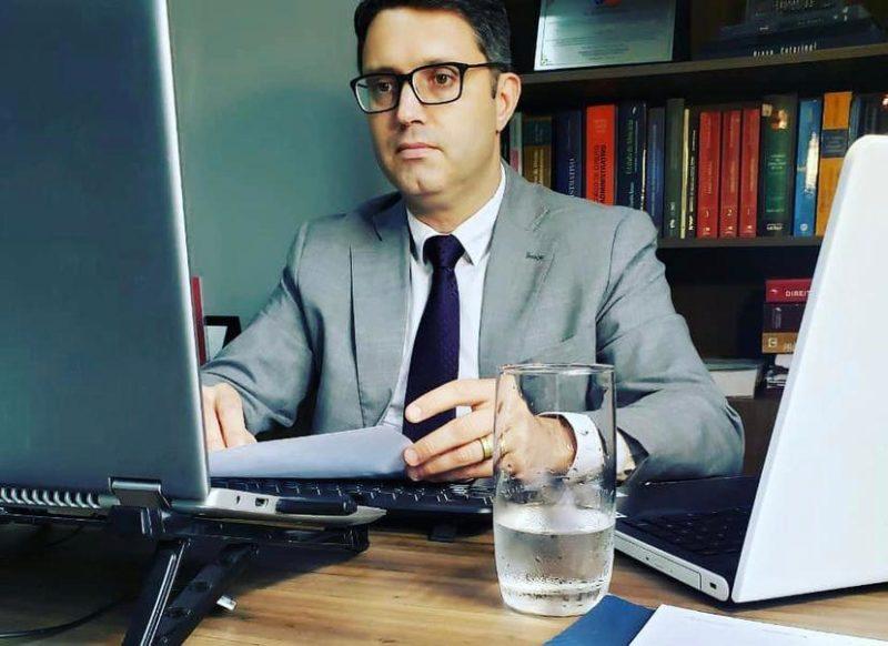 Fábio Jeremias de Souza é o presidente da Comissão Eleitoral – Foto: Divulgação