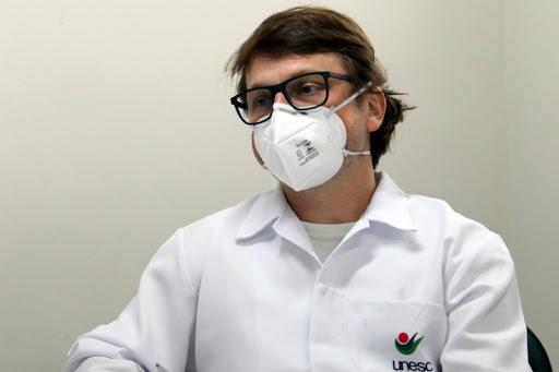 Médico e professor Felipe Dal Pizzol é um dos integrantes da equipe de pesquisa da vacina – Foto: As Imprensa HSJosé