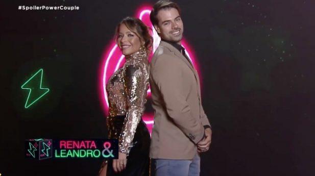 Fernanda Domínguez e Leandro Glécia também estão confirmados para o Power Couple 5. – Foto: fernanda e leandro