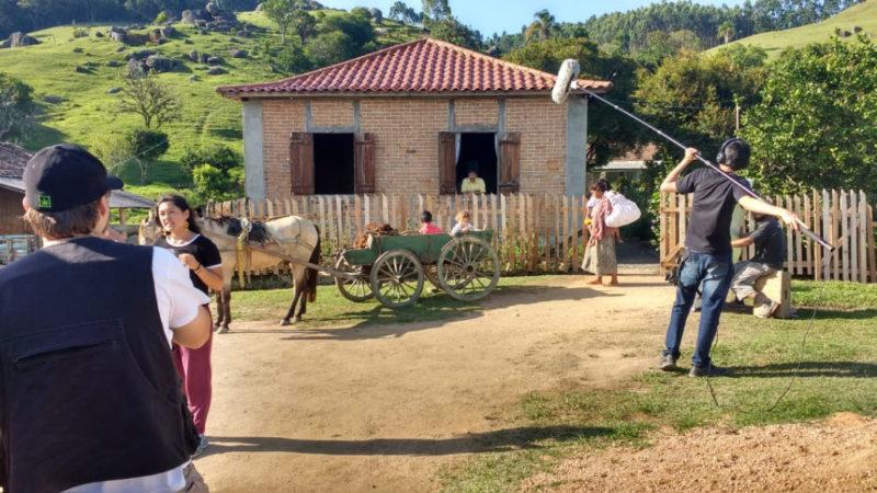Filme sobre Albertina Berkenbrock foi homenageado na Alesc – Foto: Divulgação/ND