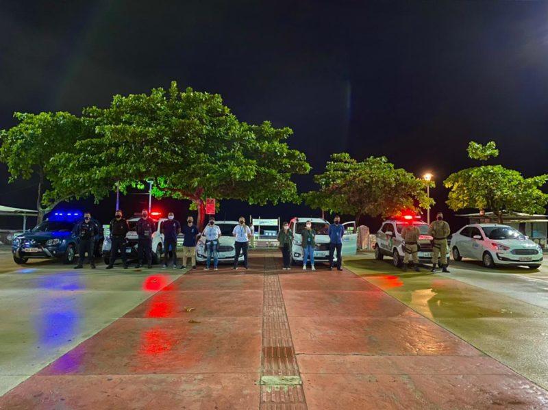 Operação se Cuida BC encerrou duas festas neste fim de semana – Foto: Secom BC/Divulgação