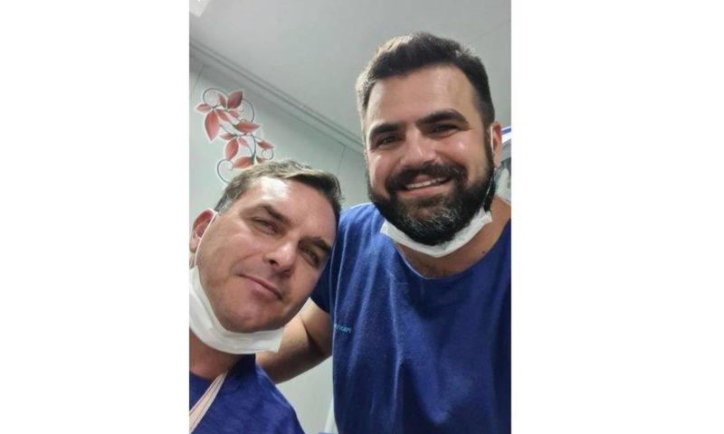 Médico que prestou atendimento publicou foto nas redes sociais – Foto: Reprodução