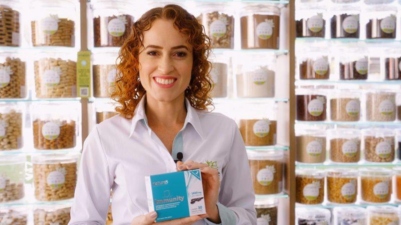 Nutricionista Carla Espíndola explica como suplemento alimentar pode ser aliado de seu sistema imunológico – Foto: Divulgação