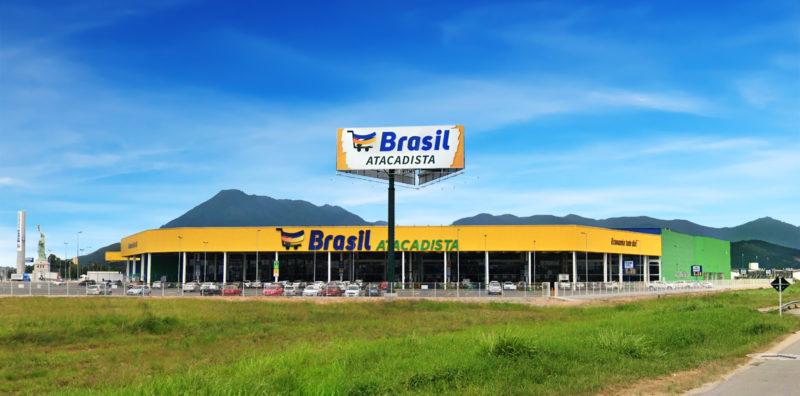 Brasil Atacadista movimenta a economia local e contribui para o crescimento do munícipio – Foto: Divulgação/ND