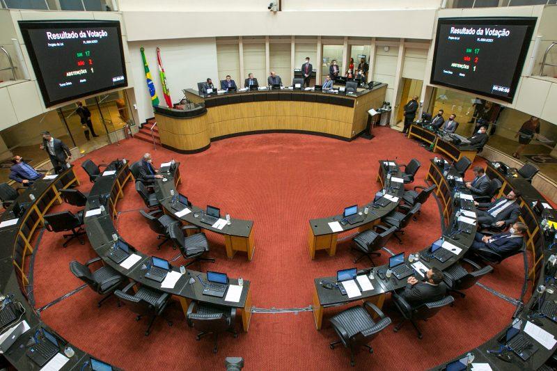 Deputados aprovam repasse de verbas para obras das BRs 470 e 163 – Foto: Rodolfo Espínola/Agência AL/Divulgação/ND