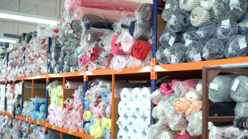 Hoje, quase 30% das empresas de Gaspar são do ramo têxtil, a maioria voltada à moda infantil – Foto: Divulgação/ND