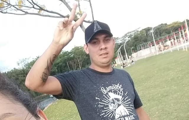 Gedson dos Santos morreu após um acidente em Jaraguá do Sul – Foto: Redes sociais