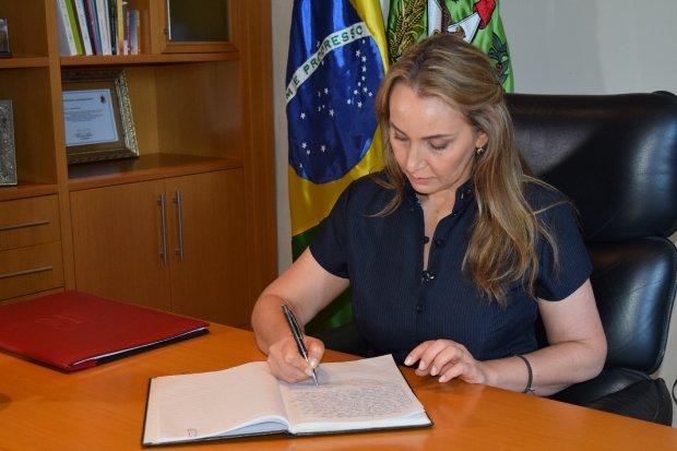 Governadora Daniela Reinehr – Foto: Divulgação/Secom