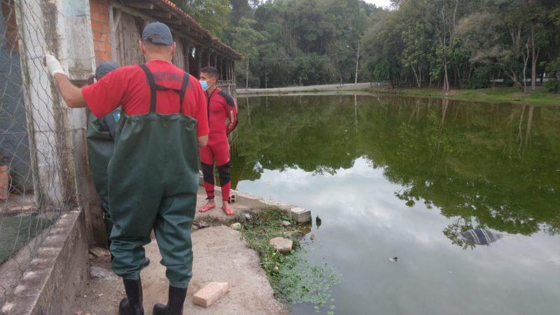 Homem tinha 62 anos e foi encontrado morto em lago – Foto: Divulgação/ ND