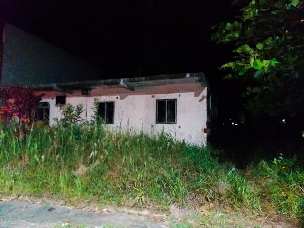 casa abandonada em jaraguá do sul