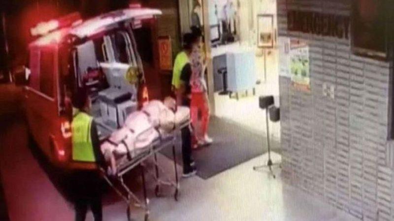 """Companheira da vítima afirmou que """"agiu por impulso"""" – Foto: Reprodução"""