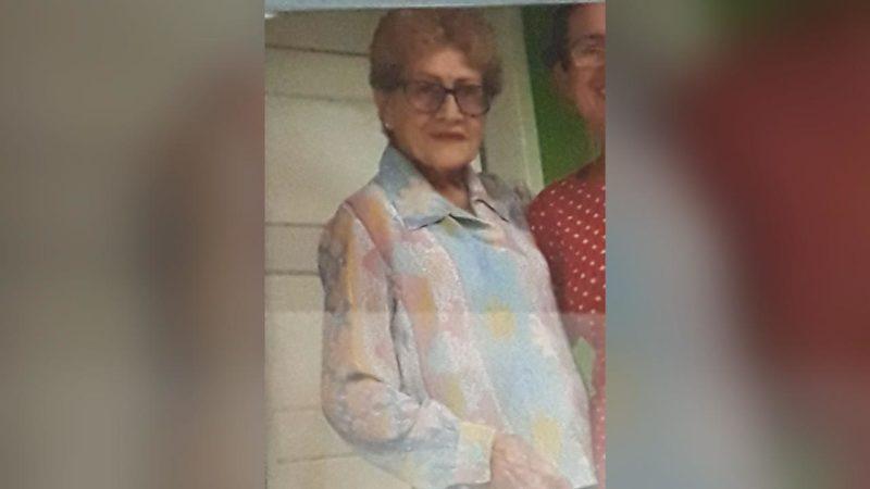 Orentina da Silva Paye, de 89 anos – Foto: Arquivo pessoal/ND
