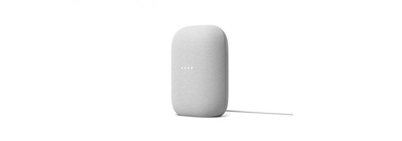 Concorrente de Echo e Alexa, caixa inteligente Google Nest Audio chega ao Brasil - Divulgação/Google