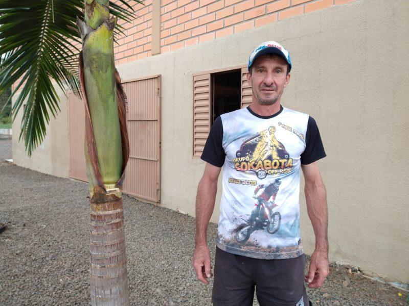 Amigo do agricultor Adelino Companhoni que desapareceu em Cordilheira Alta