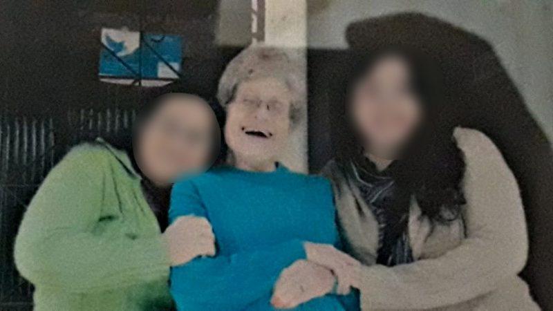 Orentina da Silva Paye, de 89 anos, – Foto: Arquivo pessoal/ND