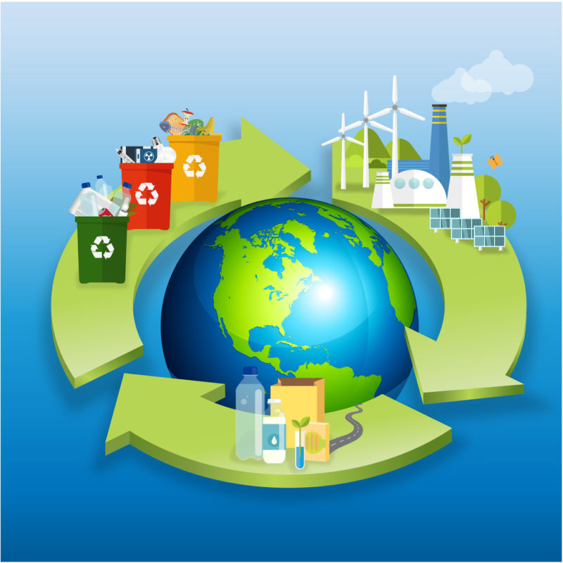 Sustentabilidade é a base da economia circular – Foto:/iStockphoto/ND