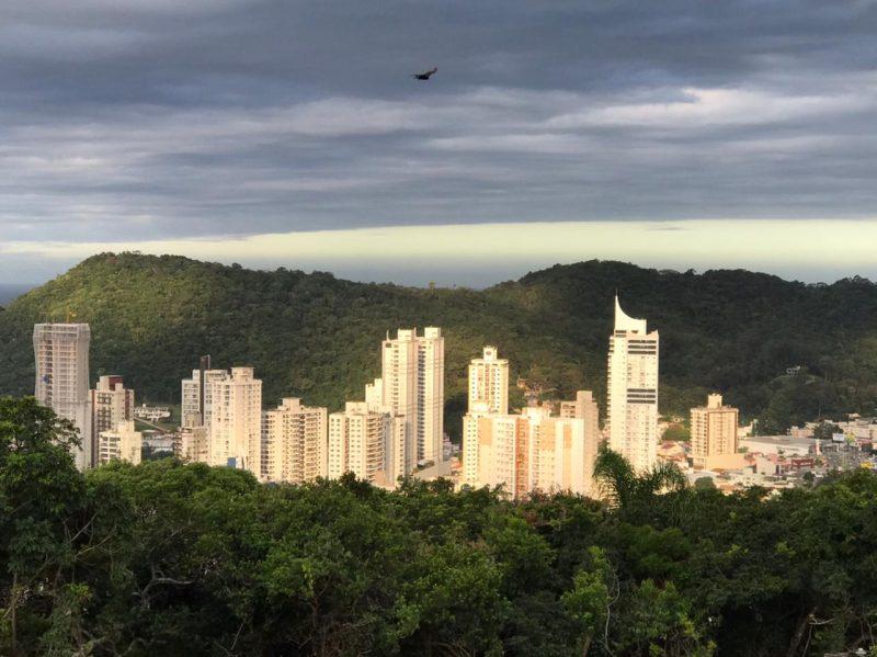 Setor imobiliário de Itajaí teve a maior valorização do país em março – Foto: Kassia Salles/NDTV