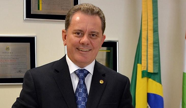 """Joares Ponticelli é o nome do Sul do Estado mais badalado em se tratando de """"possíveis"""" às eleições de 2022. – Foto: Arquivo PM Tubarão"""