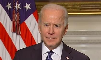 Joe Biden anunciou um plano para combater mudanças climáricas – Foto: Reprodução/Youtube