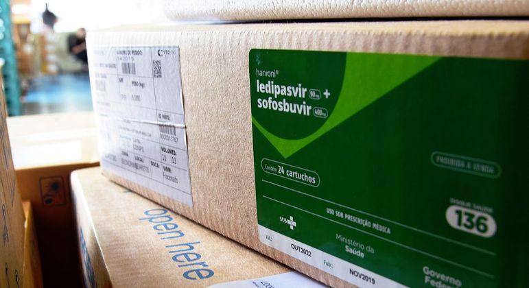 Medicamentos do kit intubação continuam com autorização simplificada – Foto: Américo Antônio/SESA/Agência Brasil/ND