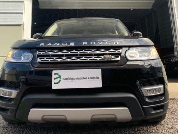 Land Rover RR disponível em leilão – Foto: Reprodução/Daniel Garcia Leilões