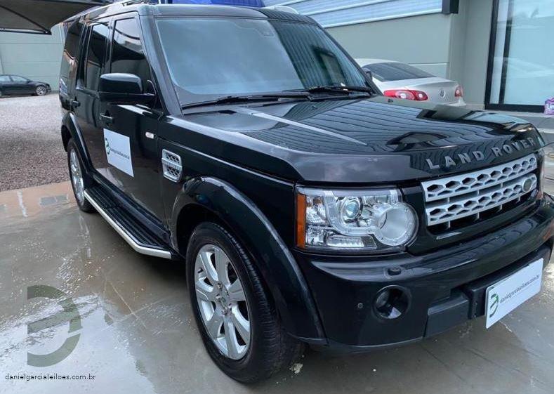 Land Rover DISCOVERY disponível em leilão – Foto: Reprodução/Daniel Garcia Leilões