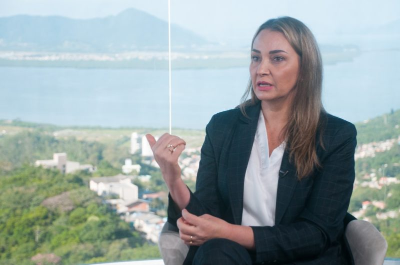 A partir do alinhamento com o presidente Jair Bolsonaro e com o governo federal, Daniela espera trazer mais resultados para Santa Catarina – Foto: Léo Munhoz/ND
