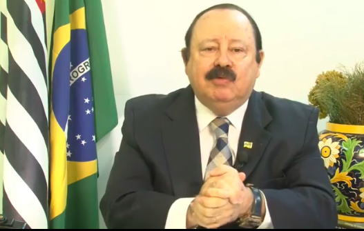 Bolsonaro e Mourão se solidarizam pela morte de Levy Fidelix – Foto: Reprodução Instagram