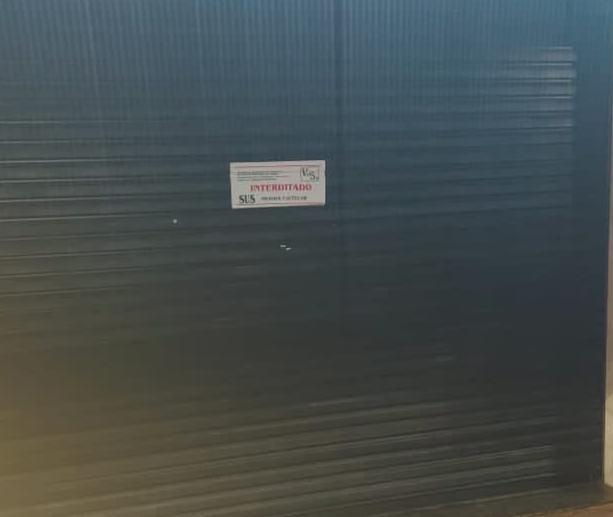 Dois locais foram interditados por 15 dias após descumprirem as regras da Covid-19 – Foto: Prefeitura de Chapecó/Divulgação ND