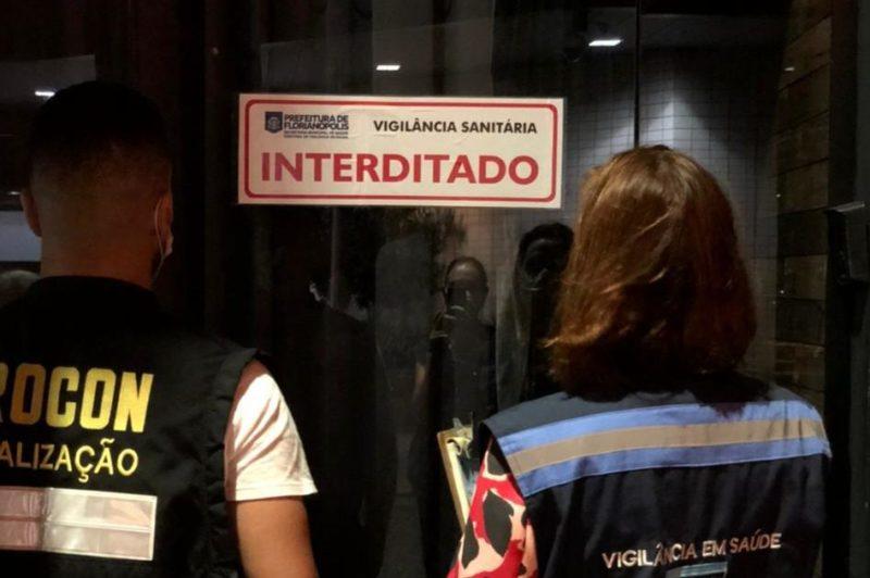 O bar já foi alvo de fiscalização em outros momentos, quando também foi interditado – Foto: Ricardo Pastrana/GMF/ND