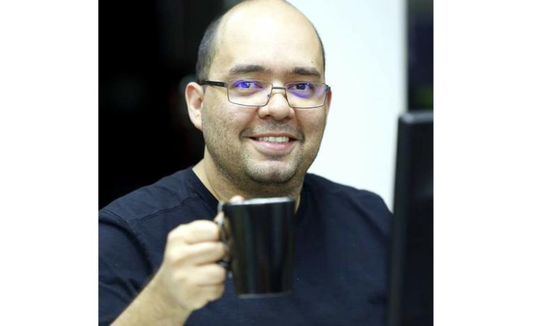 Luiz Fernando Cardoso tinha 40 anos e estava internado desde março – Foto: Redes sociais