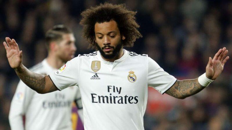 Marcelo pode desfalcar Real Madrid por motivo inusitado – Foto: Getty Images