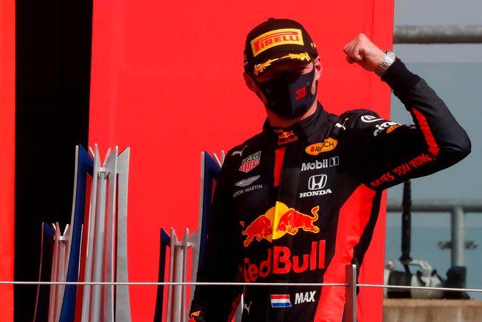 Max Verstappen vence a prova da Fórmula 1 em Ímola neste domingo – Foto: Divulgação/Facebook