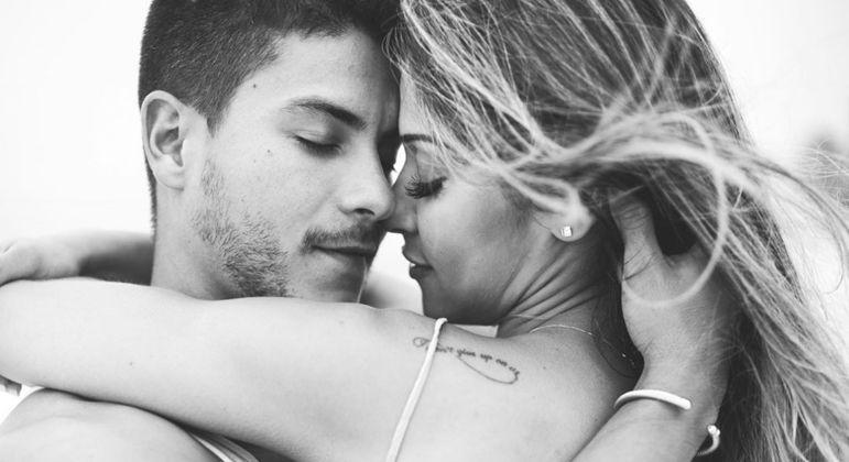 Mayra anunciou término oito dias após informar que casal havia reatado o romance. – Foto: Reprodução/Instagram