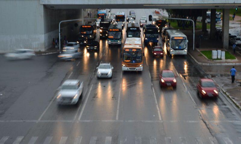 Mudanças no Código de Trânsito começam a valer ainda este mês – Foto: Marcello Casal Jr/Agência Brasil/ND