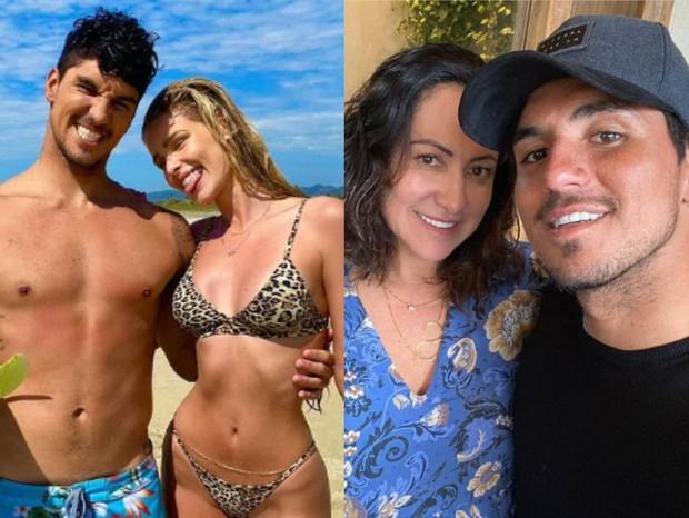 Yasmin Brunet manda indireta para mãe de Gabriel Medina – Foto: Reprodução/ND