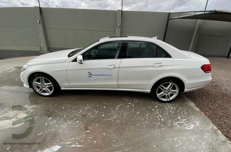 Mercedes Benz disponível em leilão - Reprodução/Daniel Garcia Leilões