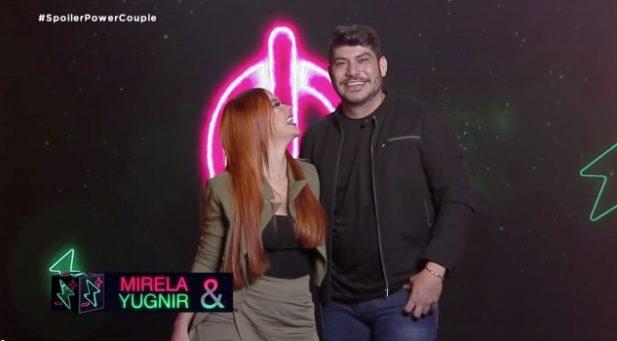 Mirela Janis e Yugnir são um dos primeiros casais confirmados para o reality da Record TV. – Foto: Reprodução/Power Couple Brasil