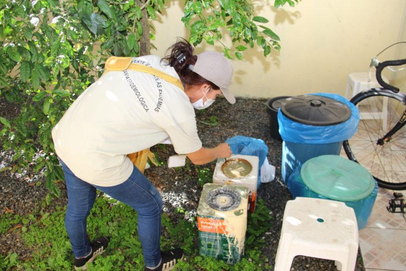 Casos de dengue devem ser combatidos a partir da prevenção – Foto: Marcos Porto/Prefeitura de Itajaí/Divulgação