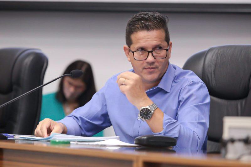 Vereador quer indenização para profissionais de saúde vítimas da Covid-19 – Foto: Mauro Artur Schlieck/ND