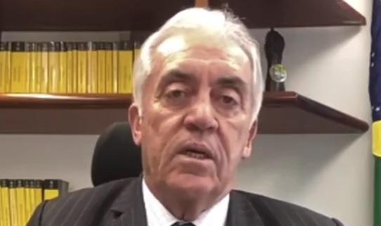 Senador Otto Alencar (PSD-BA) integra CPI Covid – Foto: Reprodução/Youtube