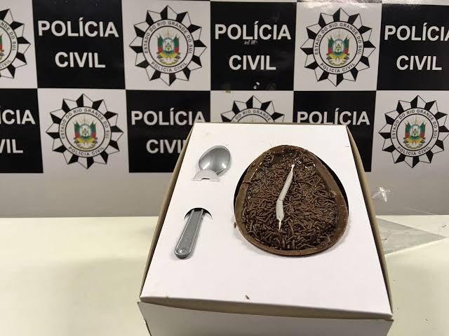 ovo de páscoa que virou caso de polícia