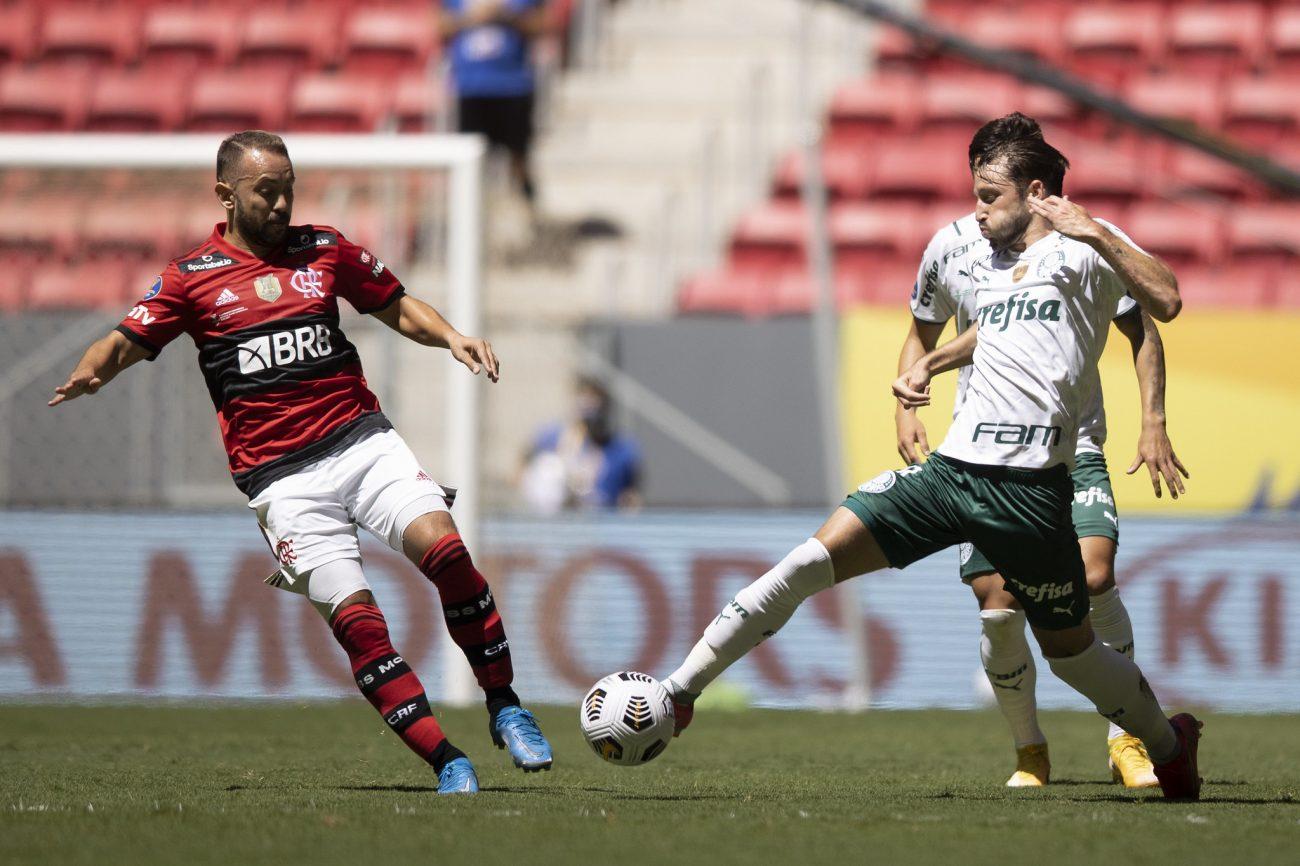 Partida foi disputada no estádio Mané Garrincha, em Brasília (DF). - Lucas Figueiredo/CBF/ND