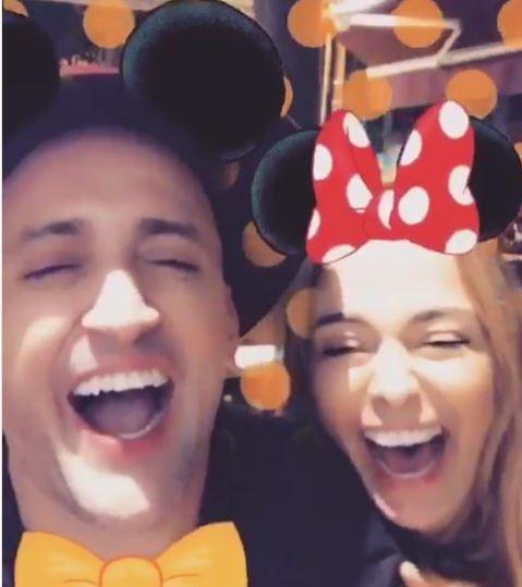 Paulo e Mônica já protagonizaram um filme juntos – Foto: Instagram/Reprodução/ND