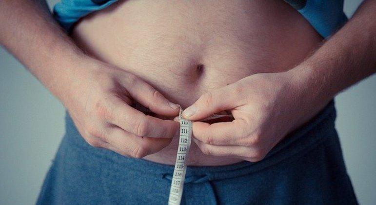 Sobrepeso também é fator de risco para intubação, diz pesquisa – Foto: Pixabay