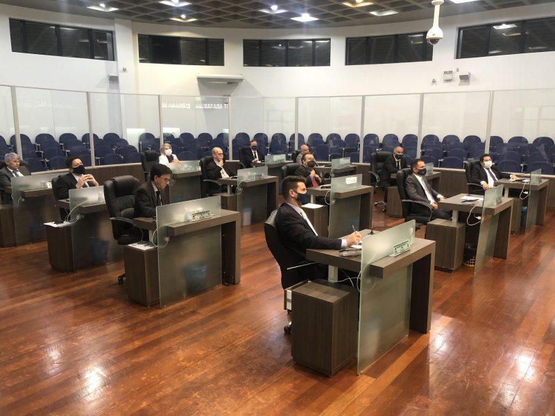 Câmara de Araranguá rejeitou a proposta – Foto: Divulgação/Câmara Araranguá
