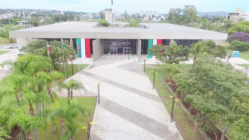 Sede do Executivo de Criciúma – Foto: SECOM PM Criciúma