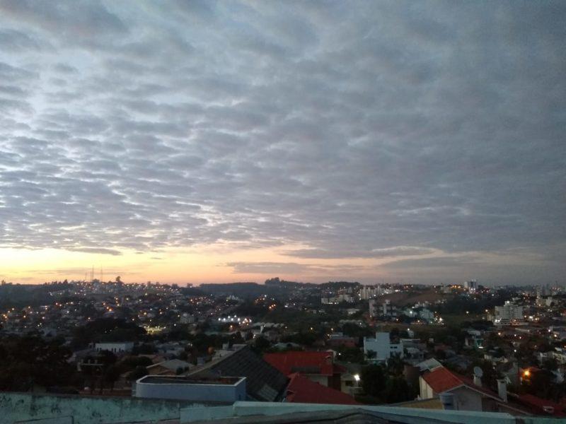 Sexta-feira (16) de instabilidade para a região Oeste catarinense – Foto: Carolina Debiasi/ND