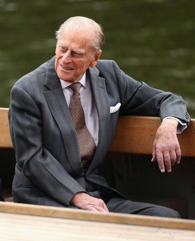 Duque de Edimburgo, princípe Phillip morre aos 99 anos – Foto: Reprodução/Redes Sociais