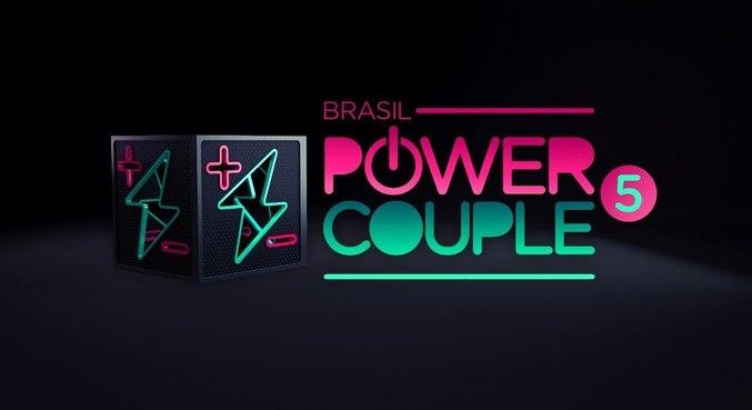 logo do power couple brasil
